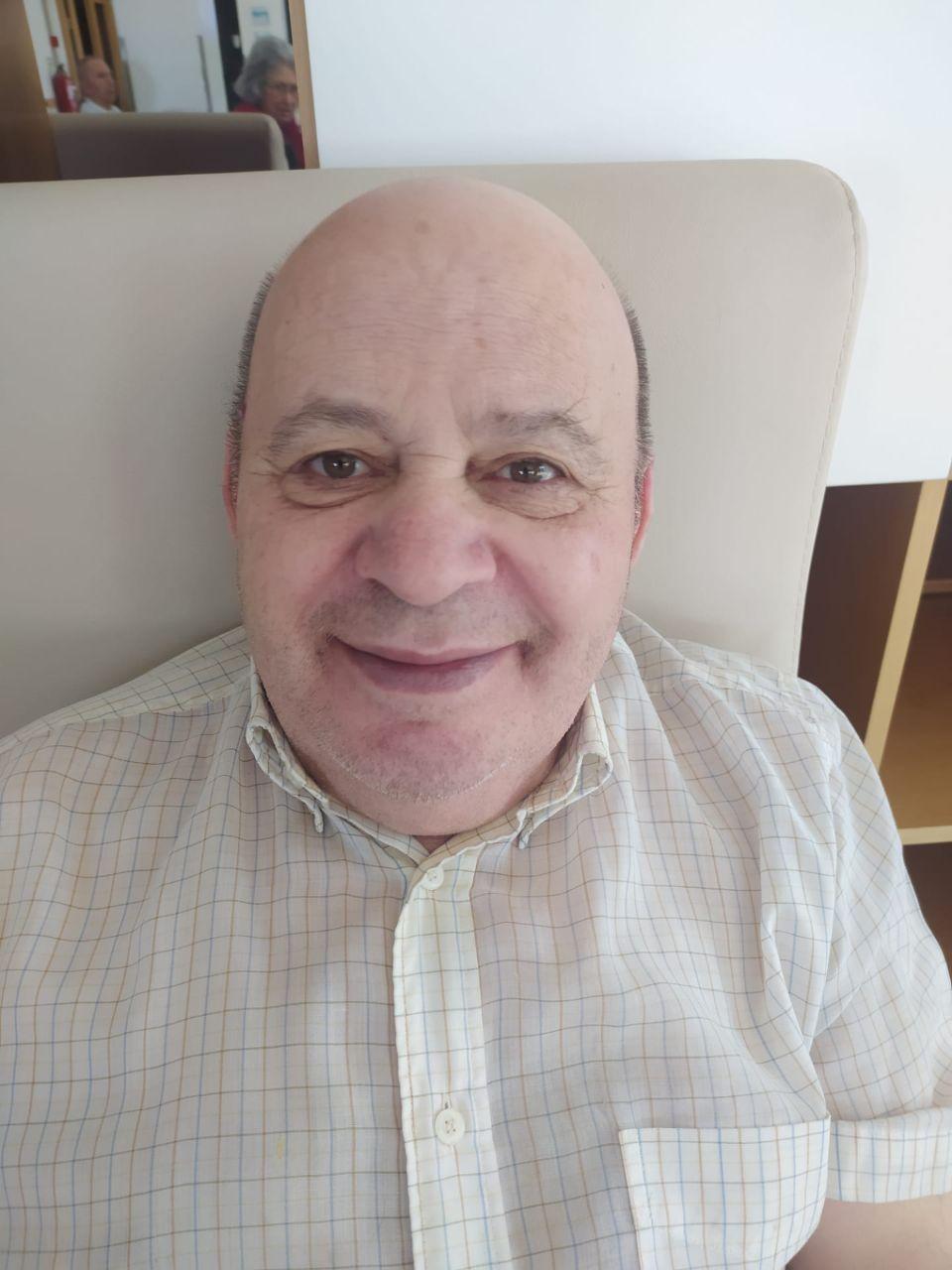Agostinho Fernandes 77 anos