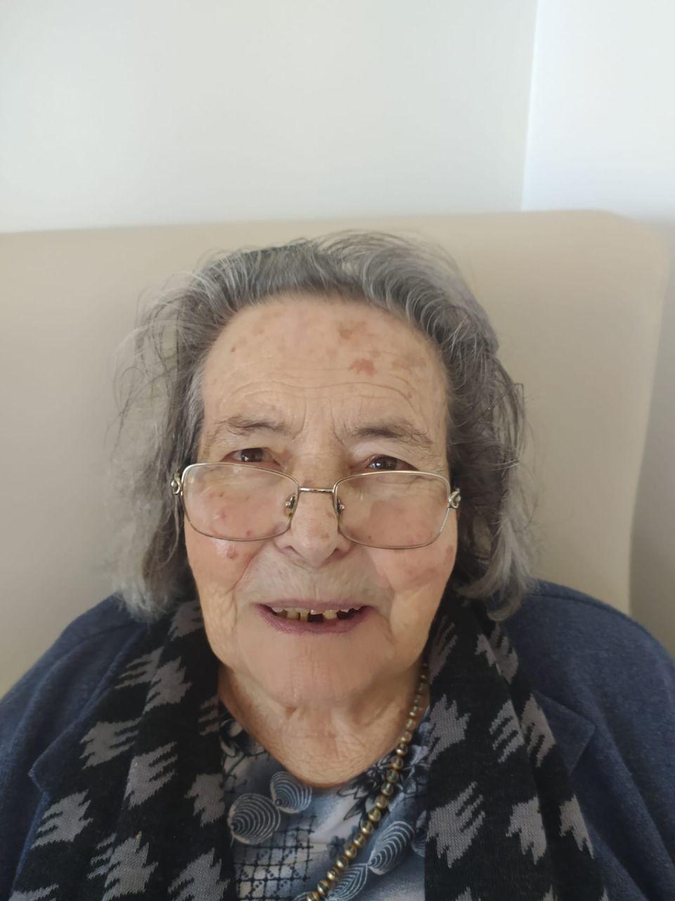 Ana Fonseca 97 anos