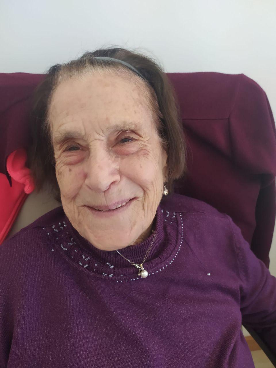 Angelina Costa 88 anos