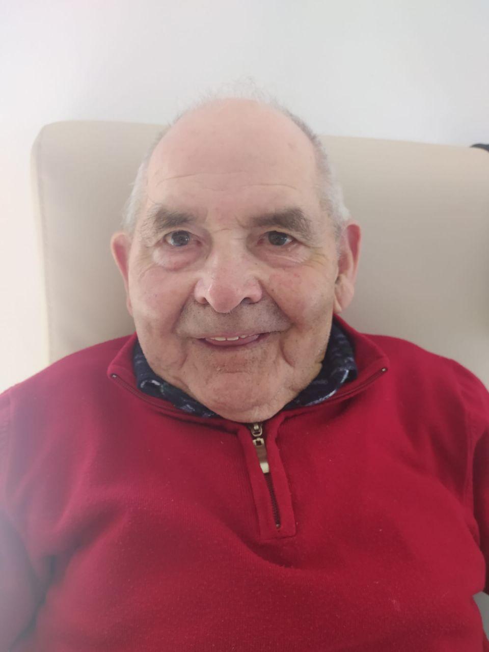 António Quaresma 90 anos