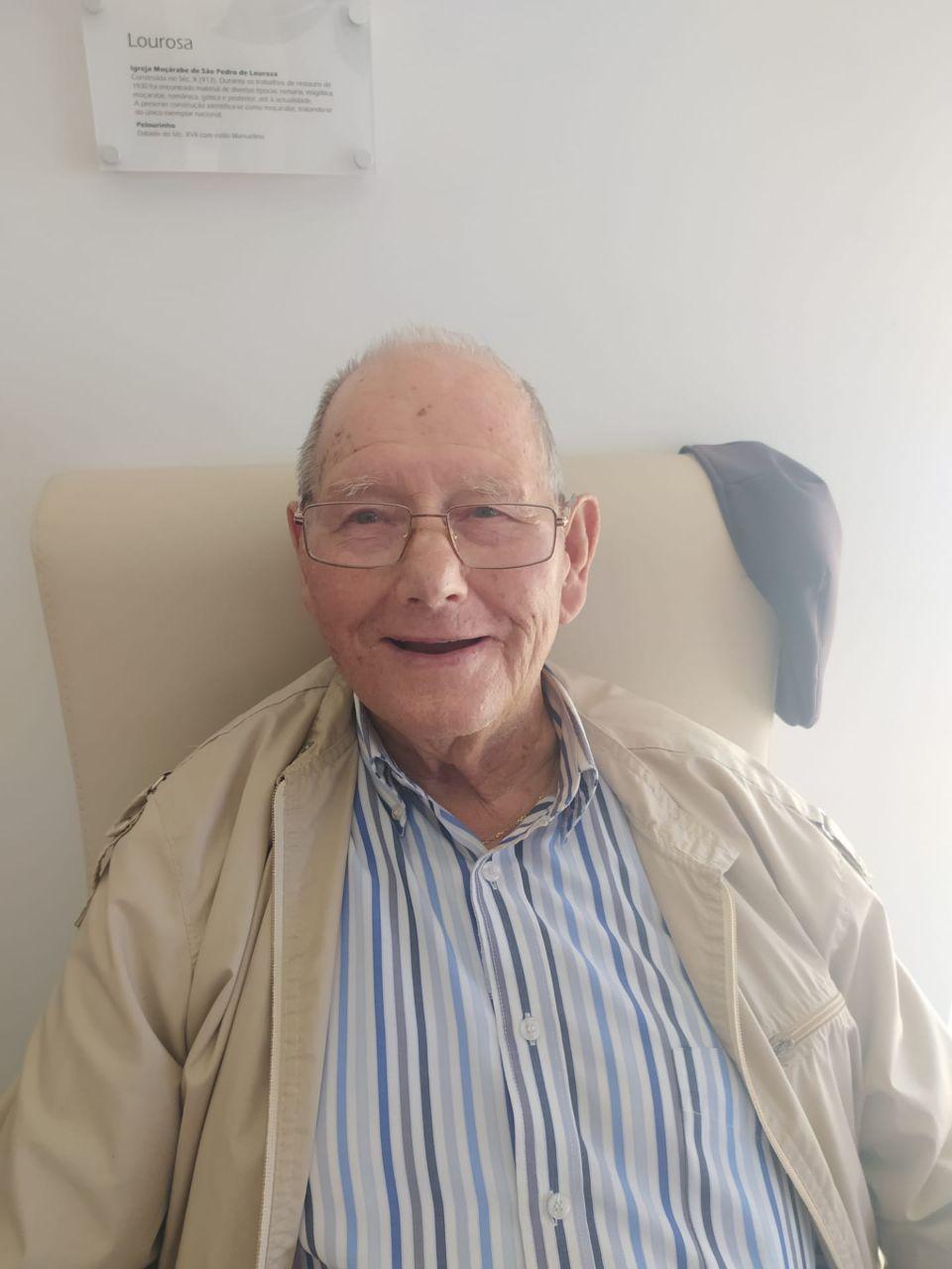 António Sampaio 92 anos