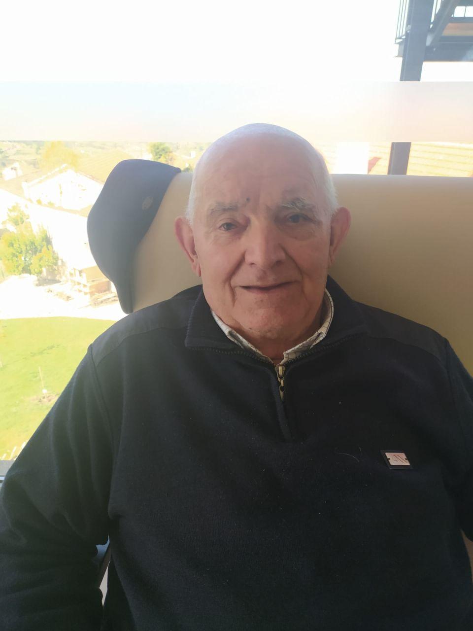 João de Oliveira 84 anos
