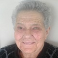 Isabel Campos 87 anos