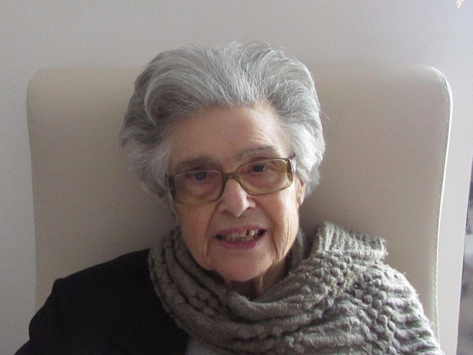 Sílvia Simões 84 anos