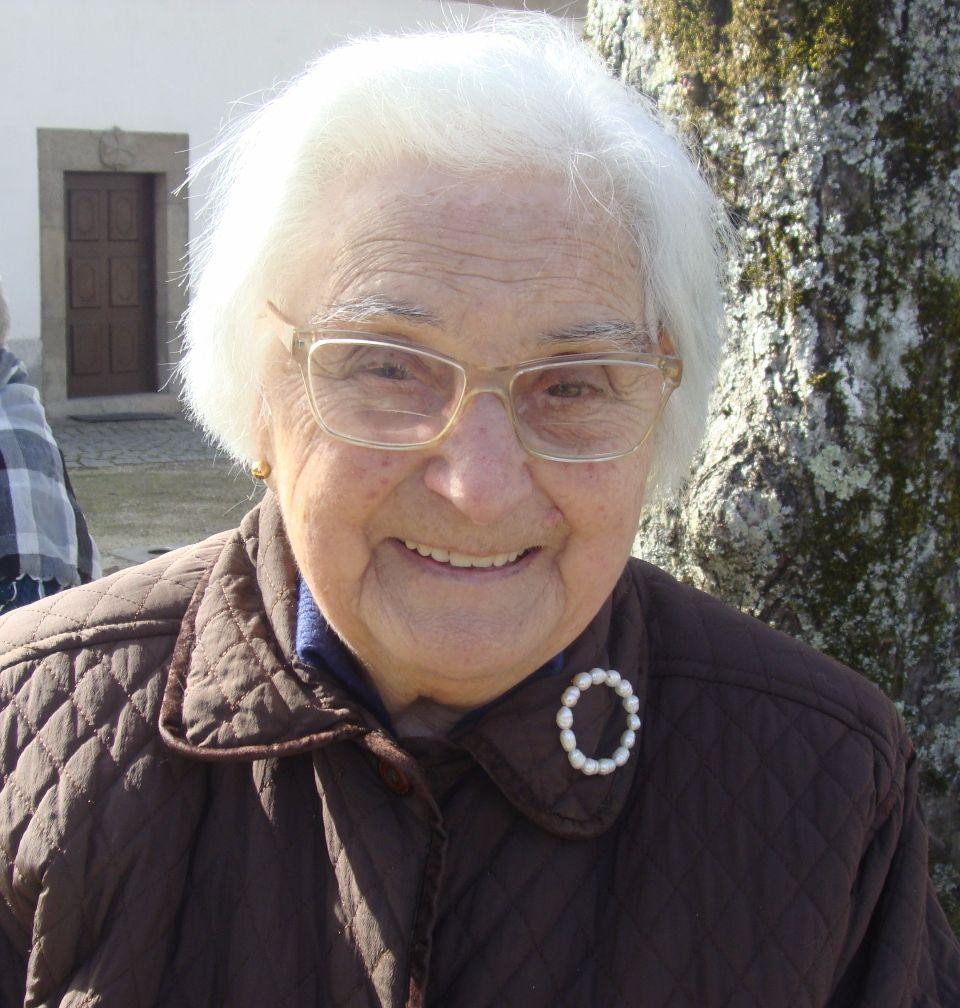 Zulmira Dantas 92 anos